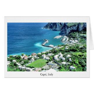 Capri Marina Card