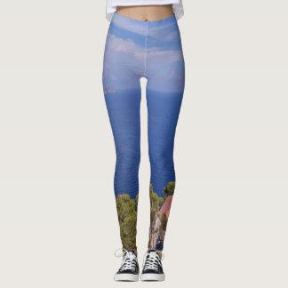 Capri put-went leggings