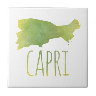 Capri Tile