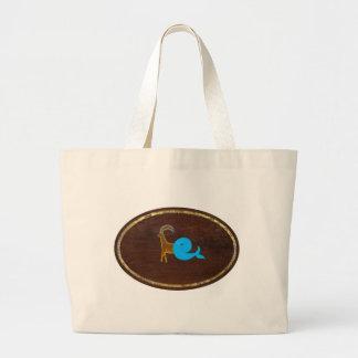 Capricorn 2008 large tote bag