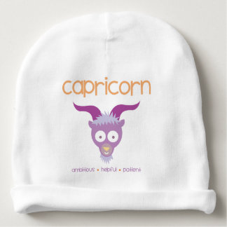 Capricorn Baby Beanie