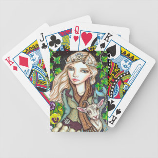 Capricorn Bicycle Playing Cards