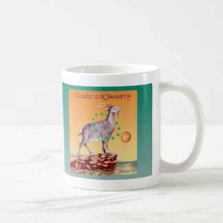 Capricorn Birthday Mug