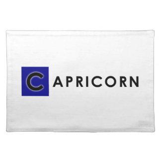 CAPRICORN COLOR PLACEMAT