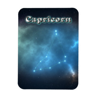 Capricorn constellation magnet