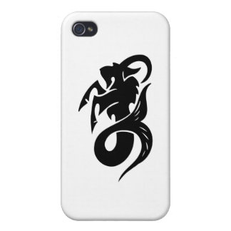 Capricorn Cover For iPhone 4