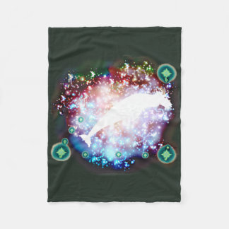 Capricorn Fleece Blanket