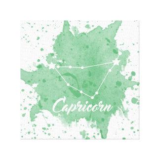 Capricorn Green Wall Art