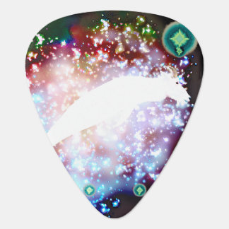 Capricorn Guitar Pick