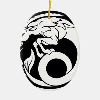 Capricorn Horoscope Zodiac Sign Ceramic Ornament