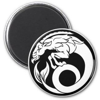 Capricorn Horoscope Zodiac Sign Magnet
