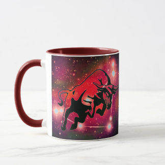 Capricorn in the year of the Bull Mug