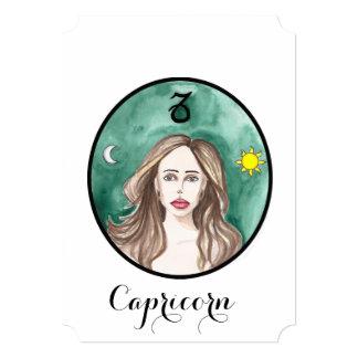 Capricorn invitation