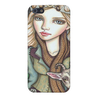 Capricorn iPhone 5/5S Cover