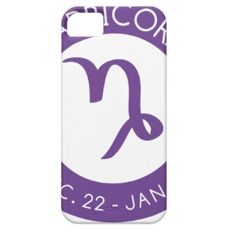 Capricorn iPhone 5 Covers