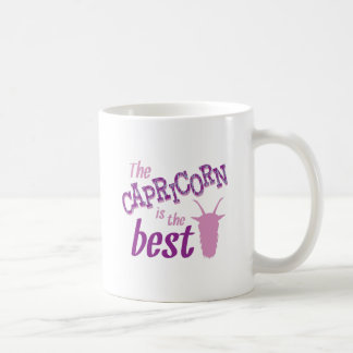 Capricorn Is Best Coffee Mug