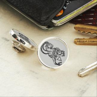 capricorn lapel pin