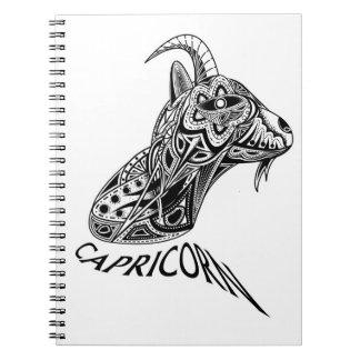 Capricorn Notebooks