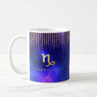 Capricorn Personalized Coffee Mug