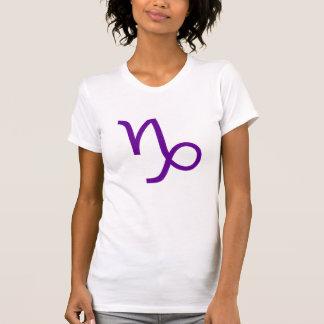 Capricorn Purple T-Shirt