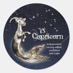 Capricorn Stickers