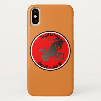 CAPRICORN SYMBOL iPhone X CASE