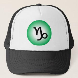 CAPRICORN SYMBOL TRUCKER HAT