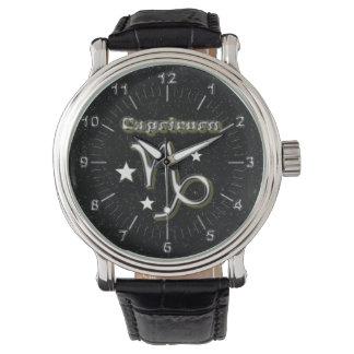 Capricorn symbol watch