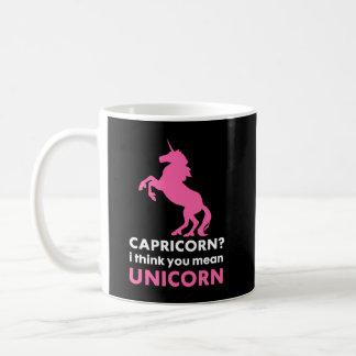 Capricorn Unicorn Mug
