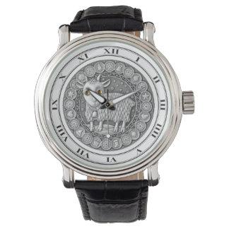 Capricorn Wrist Watch