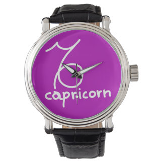 Capricorn Wrist Watches