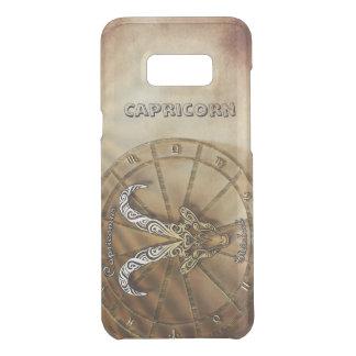 Capricorn Zodiac Astrology design Uncommon Samsung Galaxy S8 Plus Case