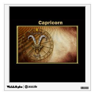 Capricorn Zodiac Astrology design Wall Decal