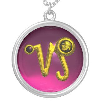 CAPRICORN ZODIAC BIRTHDAY JEWEL  Black Onyx Gold Custom Jewelry
