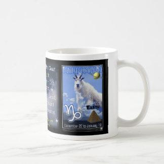 Capricorn Zodiac Cup or mug