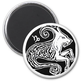 Capricorn - Zodiac Magnet