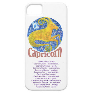 Capricorn - Zodiac Phone case