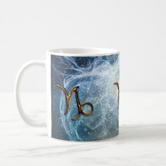 CAPRICORN Zodiac Star Sign Mug