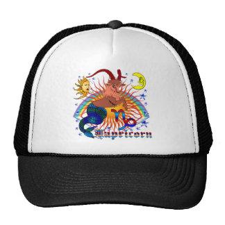 Capricorn-Zodiac-V-1 Trucker Hat