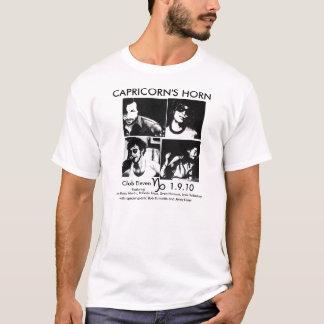 Capricorn's Horn 1.9.10 T-Shirt