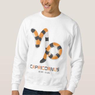 """Capricornus in Tiger's Style"". Sweatshirt"