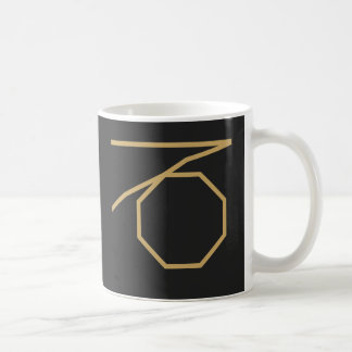 Capricornus Zodiac Sign Basic Coffee Mug