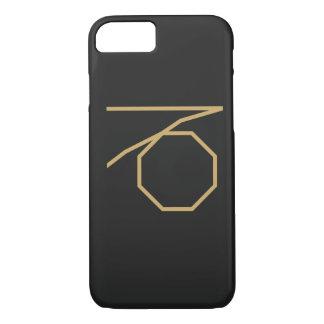 Capricornus Zodiac Sign Basic iPhone 8/7 Case