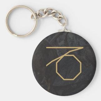CapricornusZodiac Sign | Custom Background Keychain