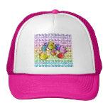 Caps Hats Rubber Ducky Pop Art