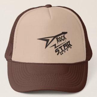 Caps - ROCK STAR Trucker Hat