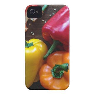 Capsicums... iPhone 4 Case-Mate Case