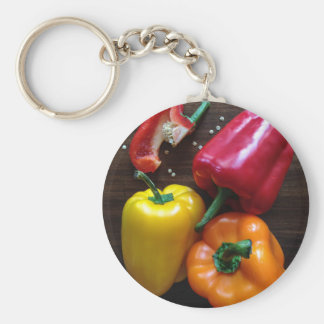 Capsicums... Keychain