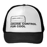 capslock - cruise control for cool mesh hat