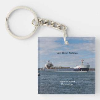 Capt Henry Jackman key chain